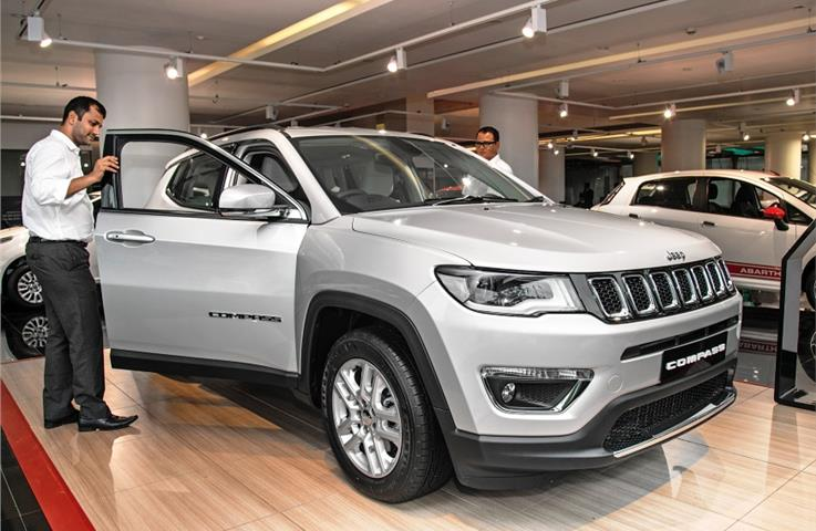 Jeep rapidly expanding India footprint
