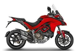 Higher capacity Ducati Multistrada on the way