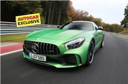 2017 Mercedes-AMG GT R India launch soon