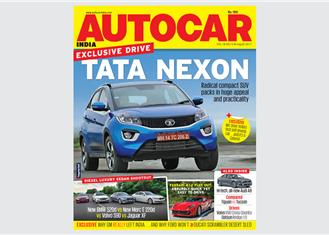 Autocar India August 2017 issue on stands now