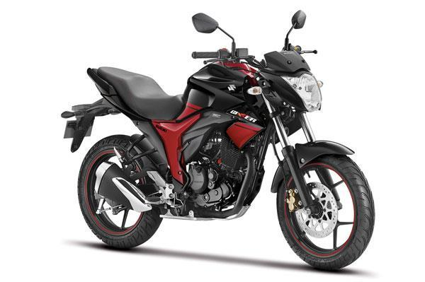 Planning to purchase a Suzuki Gixxer