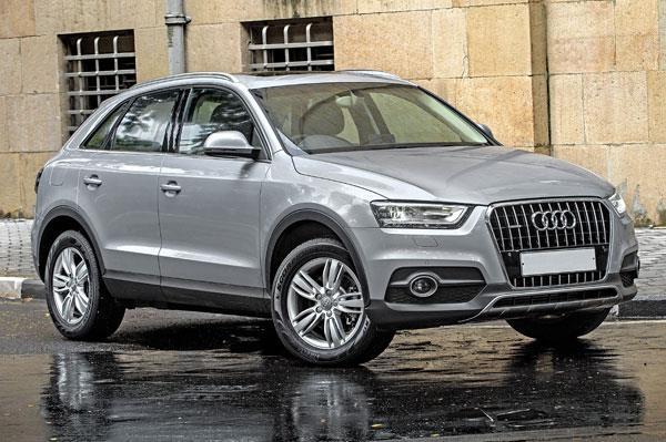 Skoda Yeti or Audi Q3