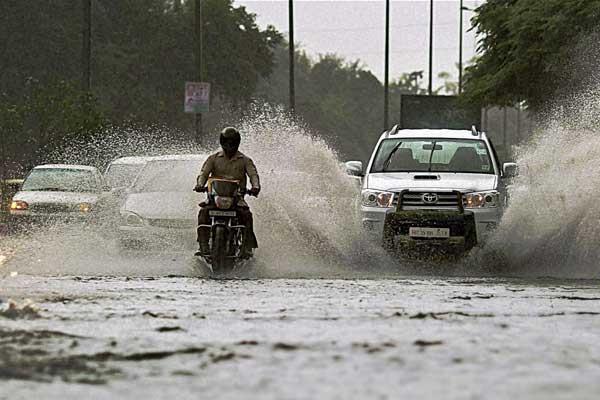 Preparing the car for monsoons