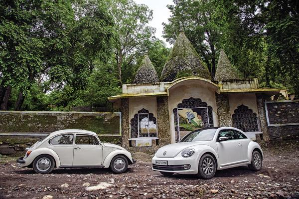 To the Beatles Ashram with the Beetles