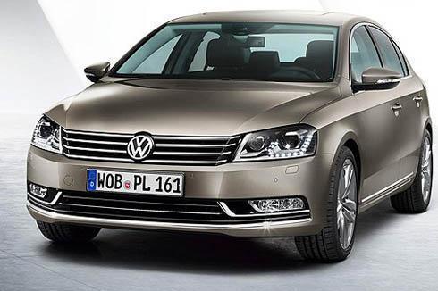 Auto Hold function in VW Passat