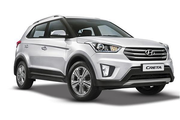 Hyundai Creta 1.4 diesel or 1.6 petrol