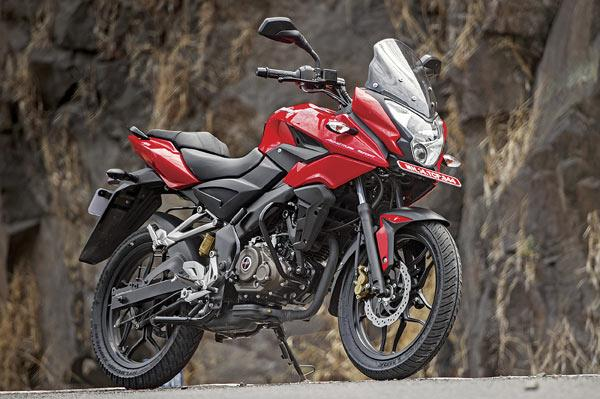 TVS Apache RTR or Bajaj Pulsar AS 150