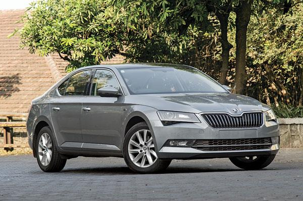 Skoda Superb or Mercedes C-class