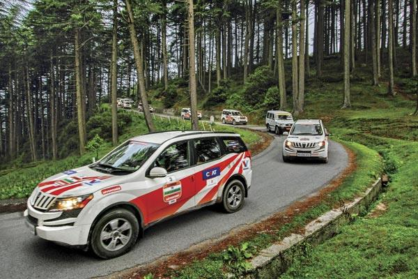Mahindra Adventure: Kashmir to Kanyakumari drive feature