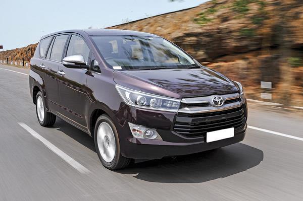 Buying a Toyota Innova Crysta automatic