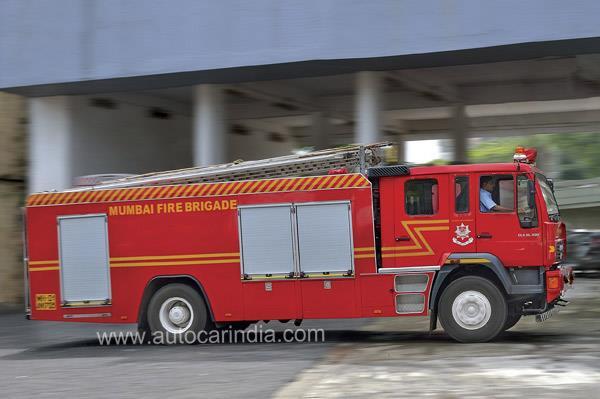 Code red: Mumbai's fire brigade