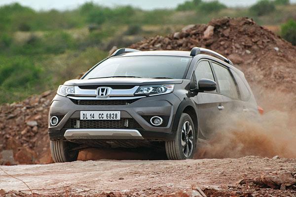 Desert Hunt: Honda BR-V