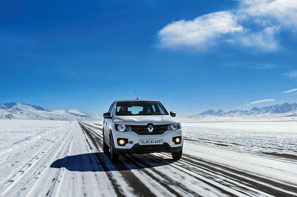 India to Paris in a Renault Kwid part 2: Journey through China