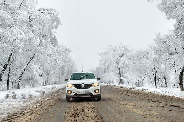 India to Paris in a Renault Kwid part 3: Journey into Russia
