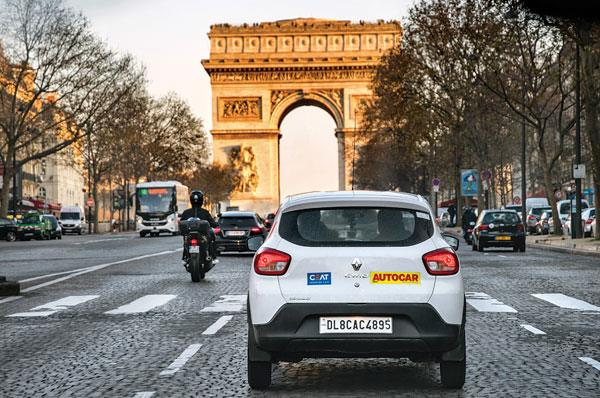 India to Paris in a Renault Kwid part 4: The home run
