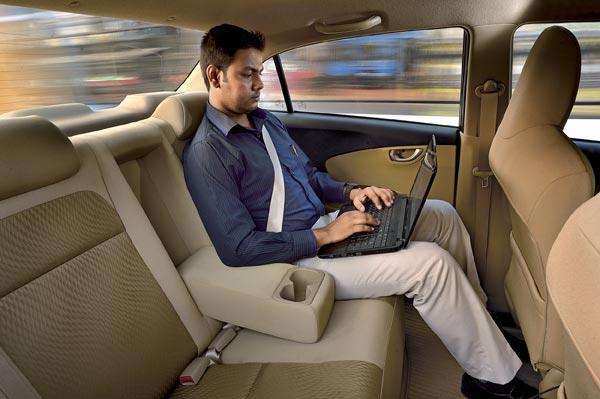 Kings of comfort: Budget cars with best rear seats