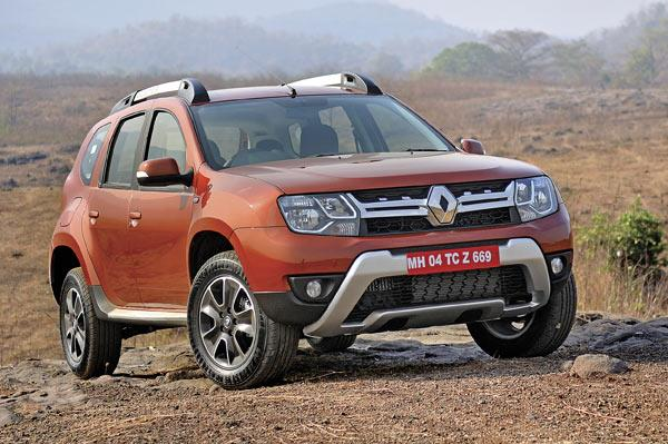 Renault Duster or VW Vento