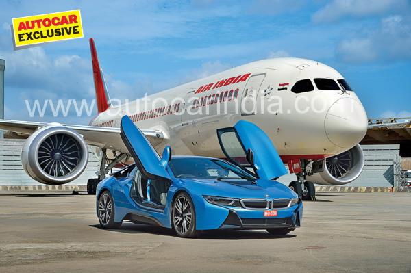 BMW i8 and Boeing 787: A brave new world