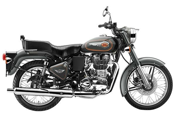 Buying a Royal Enfield Bullet