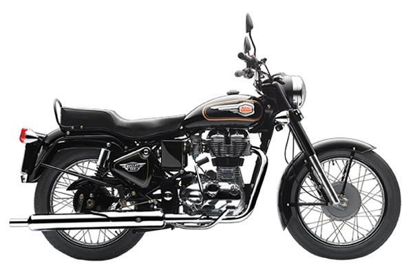 Aftermarket exhaust for Royal Enfield