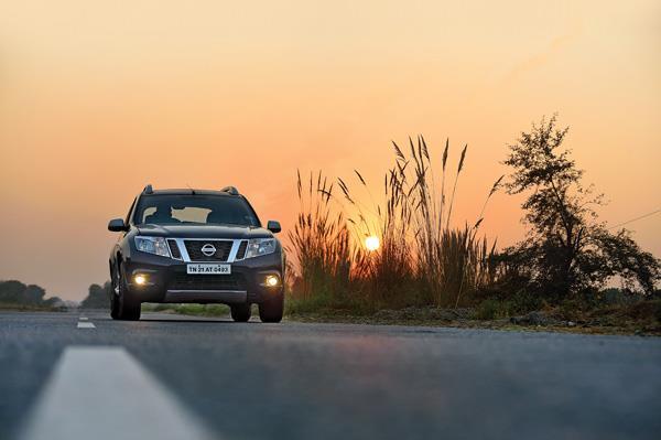 Sponsored feature: Nissan Terrano - Bridging distances