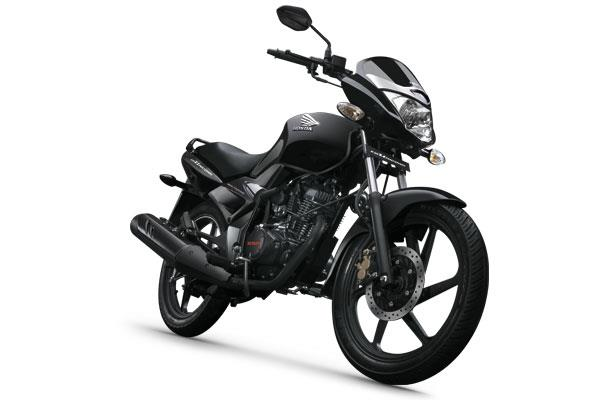 Motorcycle for family use