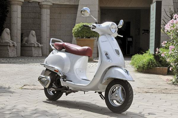 Planning to purchase a Vespa scooter