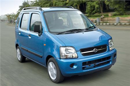 Suspension problem on Maruti WagonR