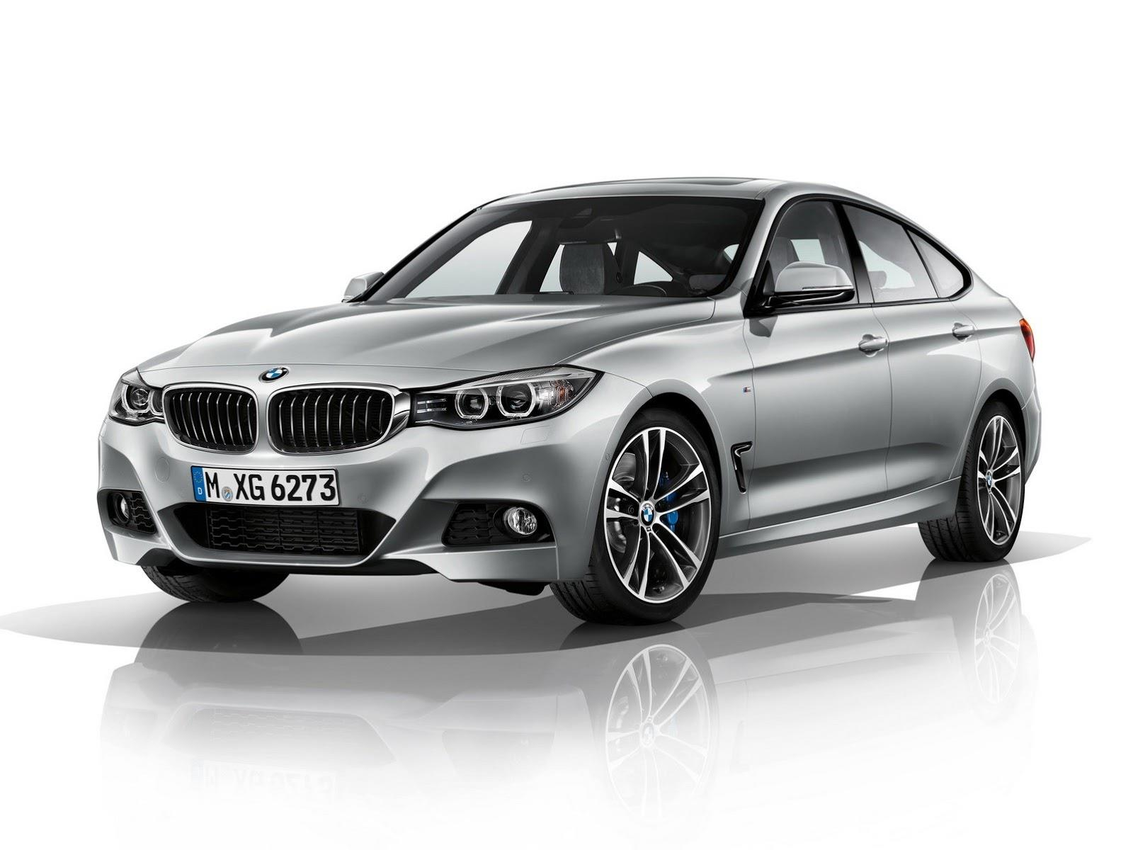 2013 BMW 3-series GT gallery