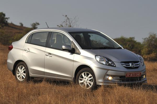 The new Honda Amaze comes with a 1.2-litre petrol and a 1.5-litre diesel.