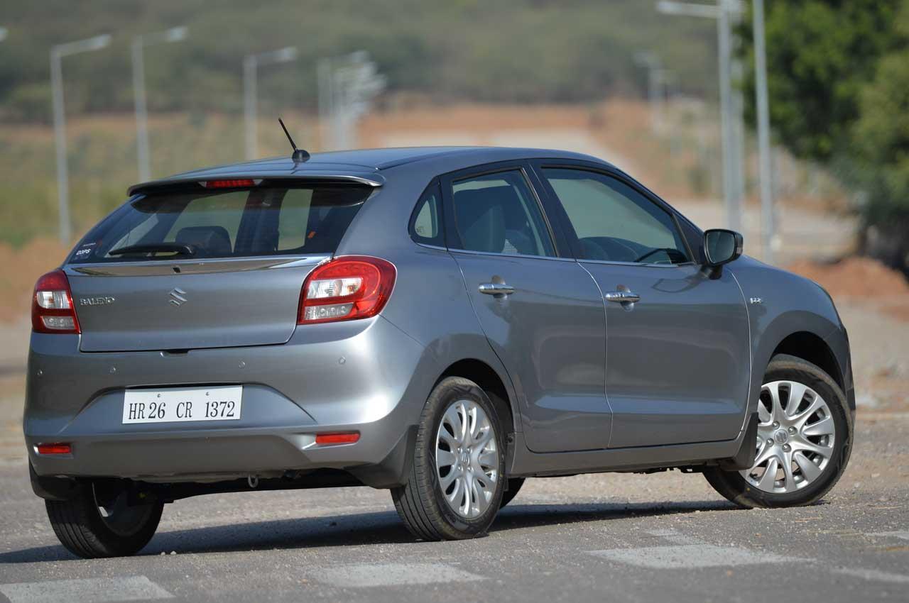 Maruti Baleno Price Variants Explained Autocar India Autos Post