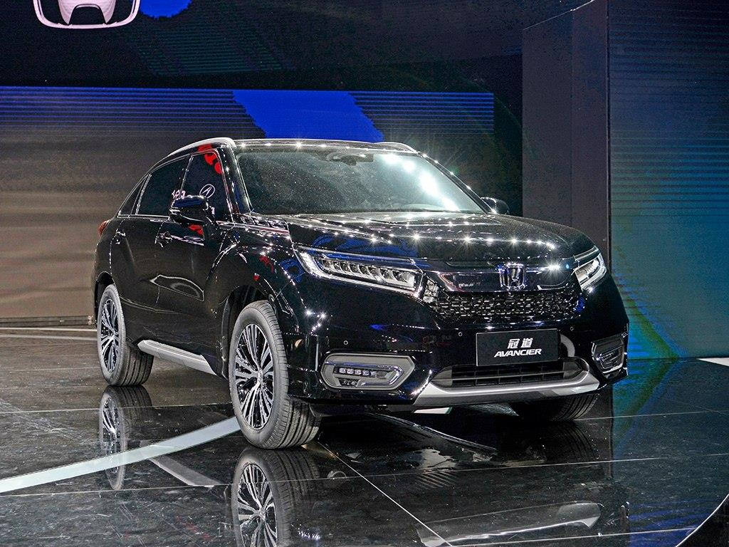 Honda Avancier SUV photo gallery
