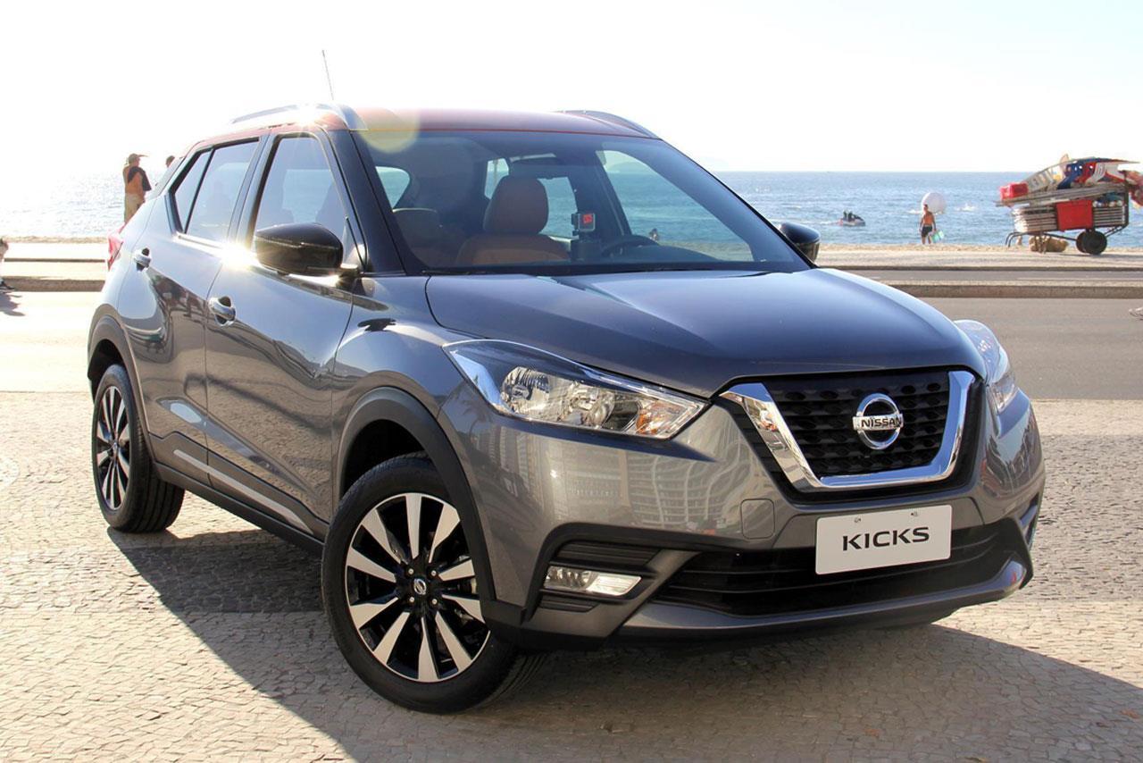 Nissan Kicks SUV image gallery - Autocar India