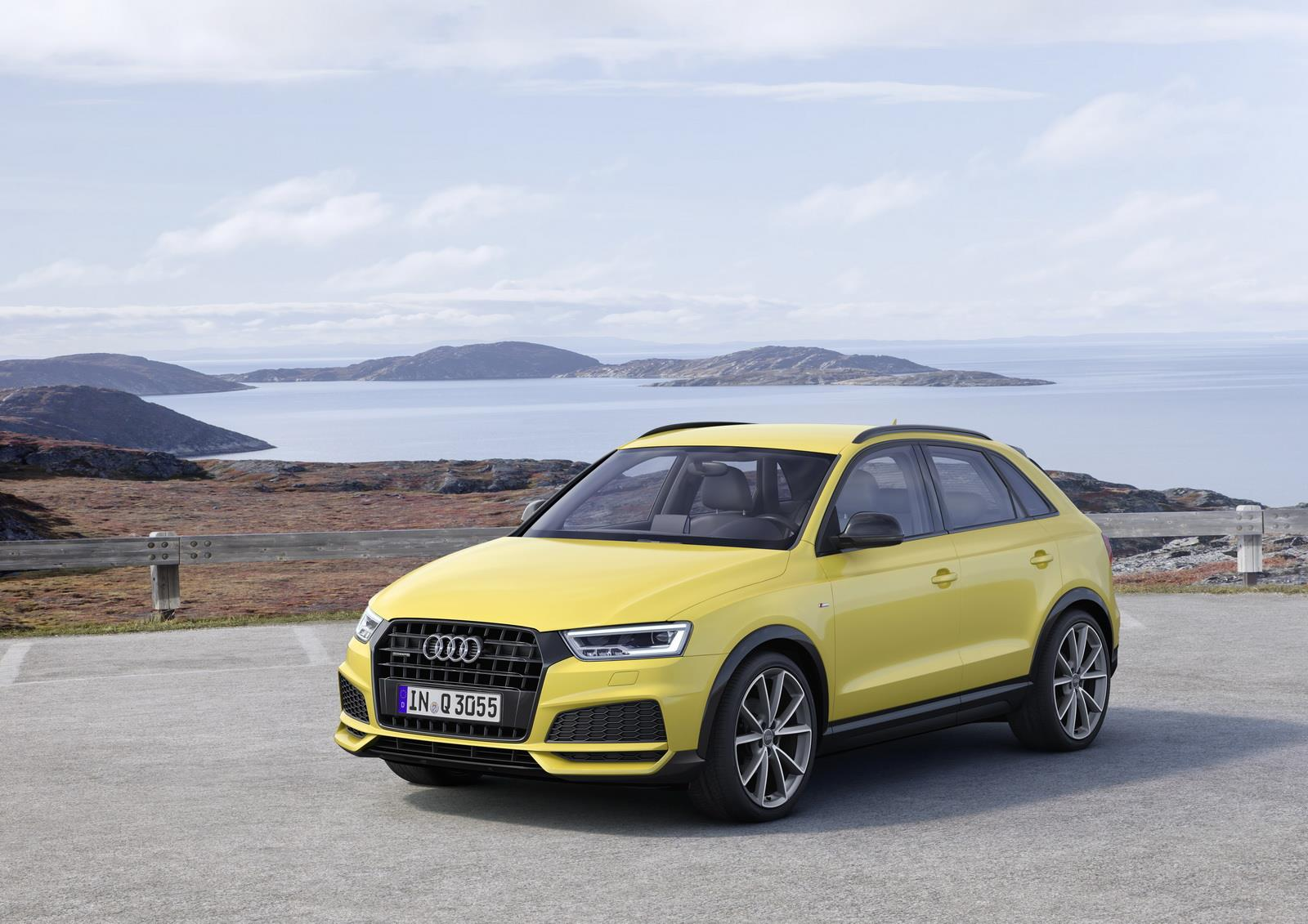 2017 Audi Q3 photo gallery