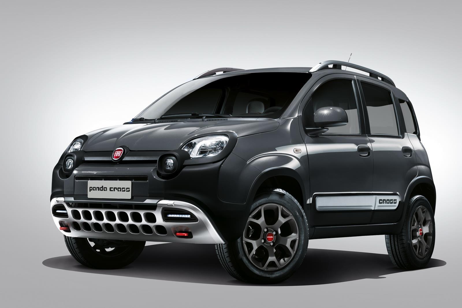 2017 Fiat Panda Cross photo gallery