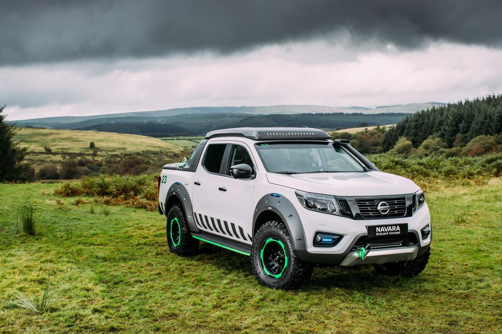Nissan Navara EnGuard Concept photo gallery