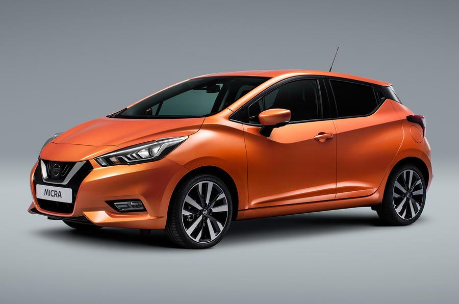 New Nissan Micra photo gallery