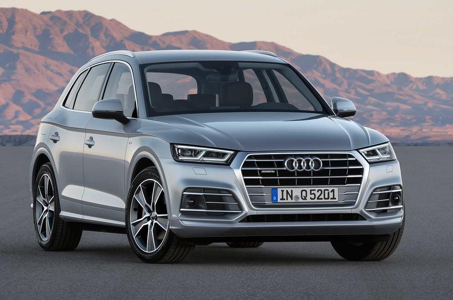 2017 Audi Q5 photo gallery