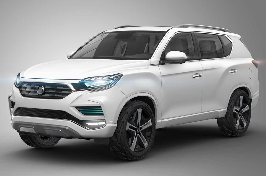 SsangYong LIV-2 concept photo gallery