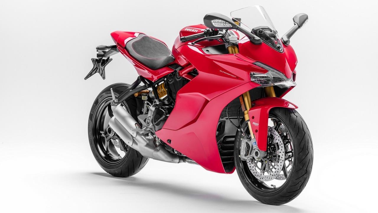 Ducati SuperSport photo gallery