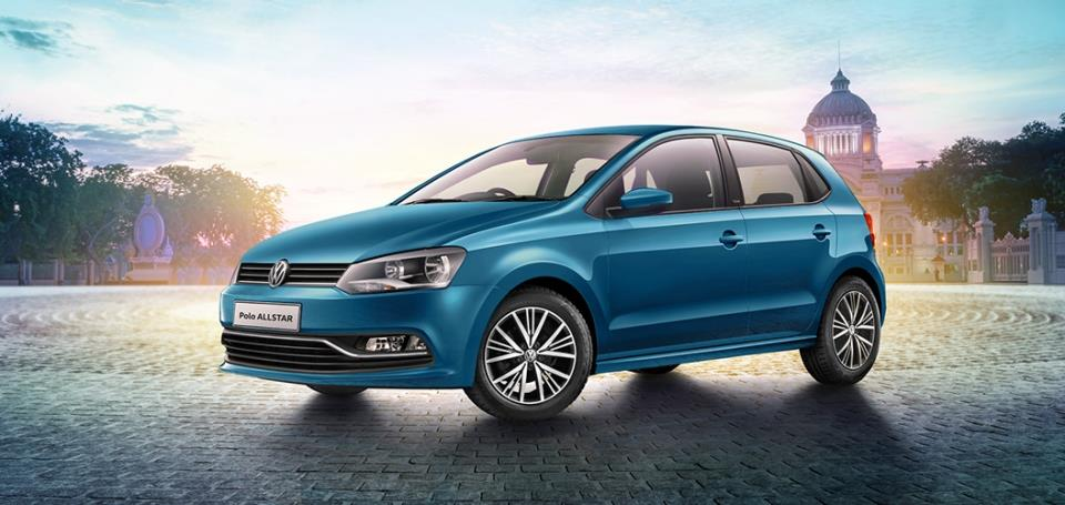 Volkswagen Polo Allstar image gallery