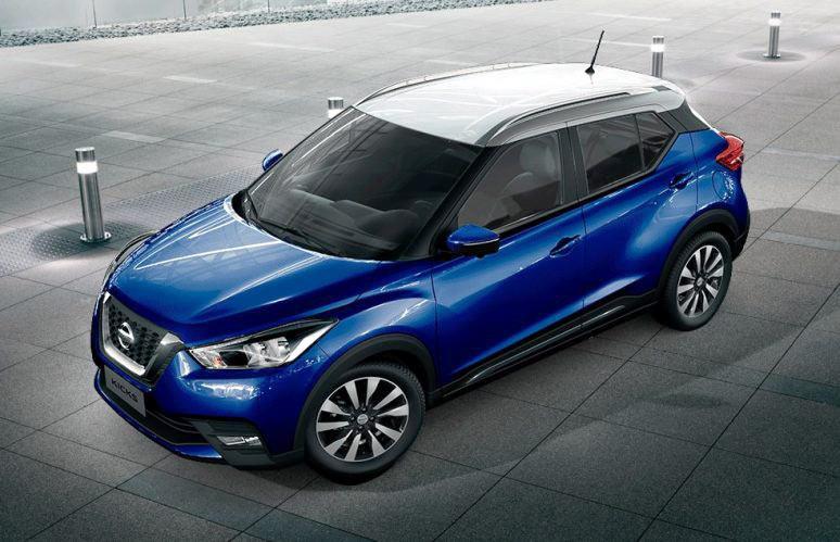 Nissan Kicks SUV image gallery