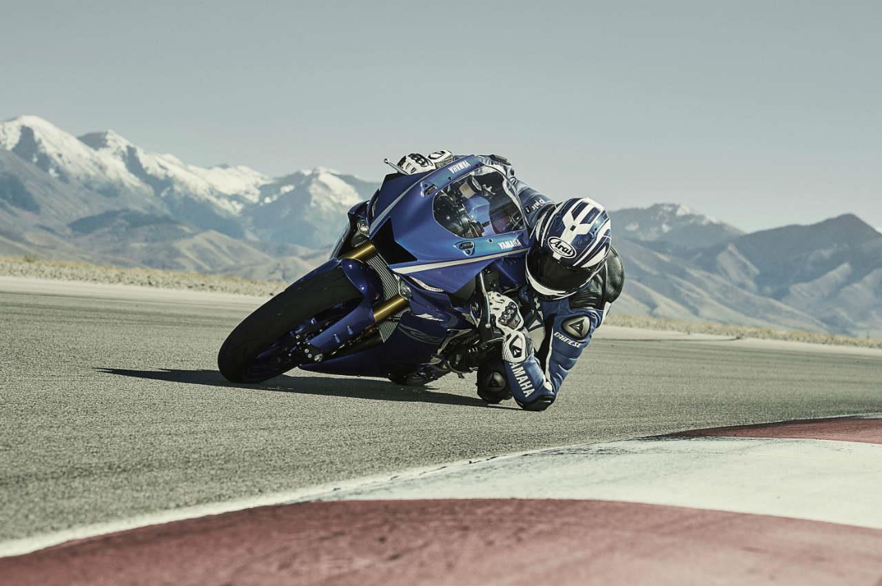 New Yamaha YZF-R6 image gallery