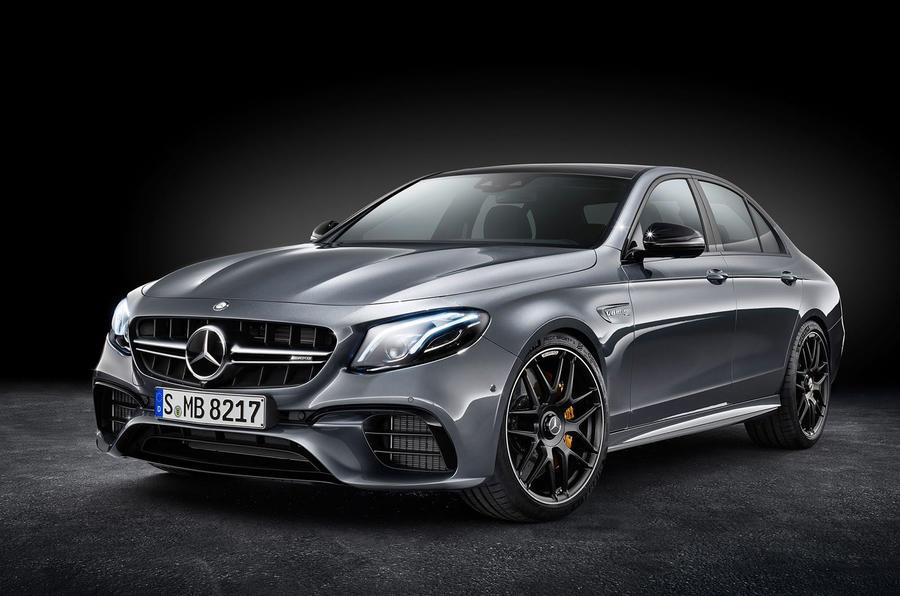 2017 Mercedes-AMG E63 image gallery