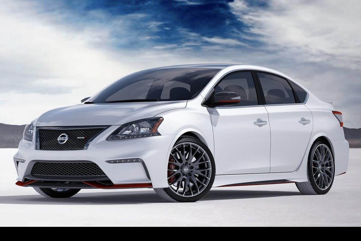 Nissan Sentra NISMO image gallery