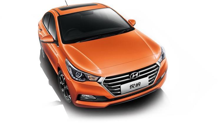 New Hyundai Verna photo gallery