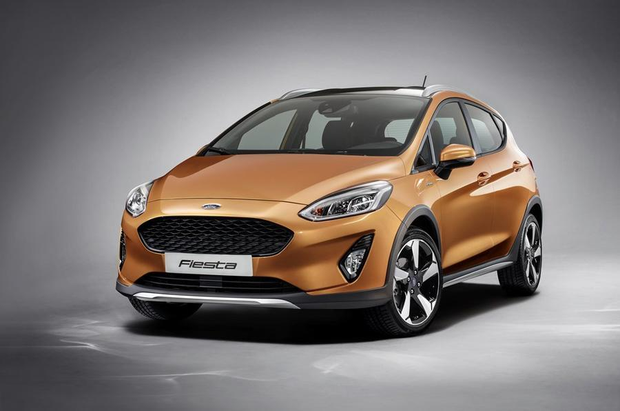 2017 Ford Fiesta image gallery