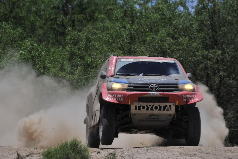 In Pictures: 2017 Dakar rally so far
