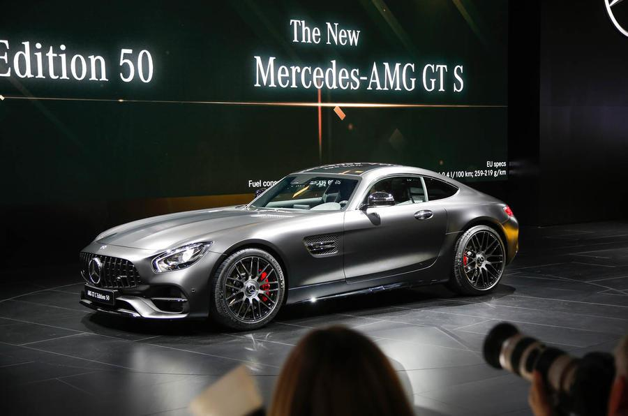 Detroit motor show 2017 image gallery