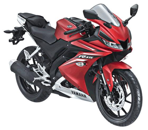 Yamaha R15 V3.0 image gallery